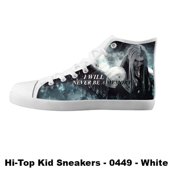 Made only for Real Fans - FF VII Sneakers - TeeAmazing - 5