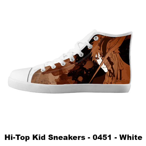 Made only for Real Fans - Bleach Sneakers - TeeAmazing - 5