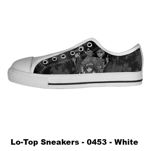 Made only for Real Fans - Gorillaz Sneakers - TeeAmazing - 4