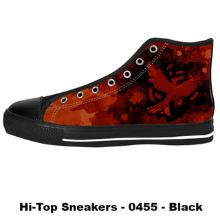 Made only for Real Fans - The Hunger Games Sneakers - TeeAmazing