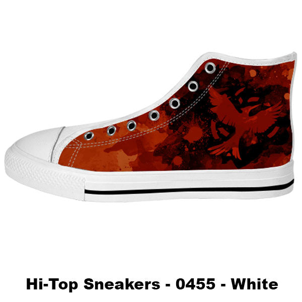 Made only for Real Fans - The Hunger Games Sneakers - TeeAmazing - 2