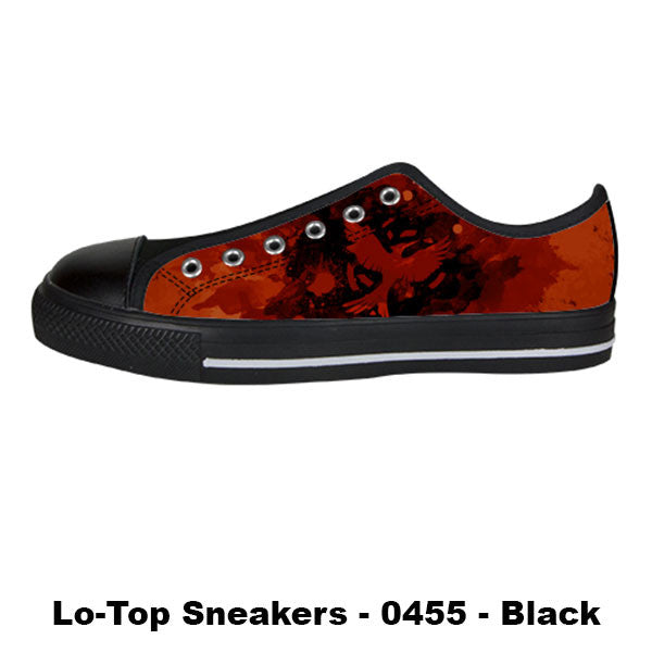 Made only for Real Fans - The Hunger Games Sneakers - TeeAmazing - 3
