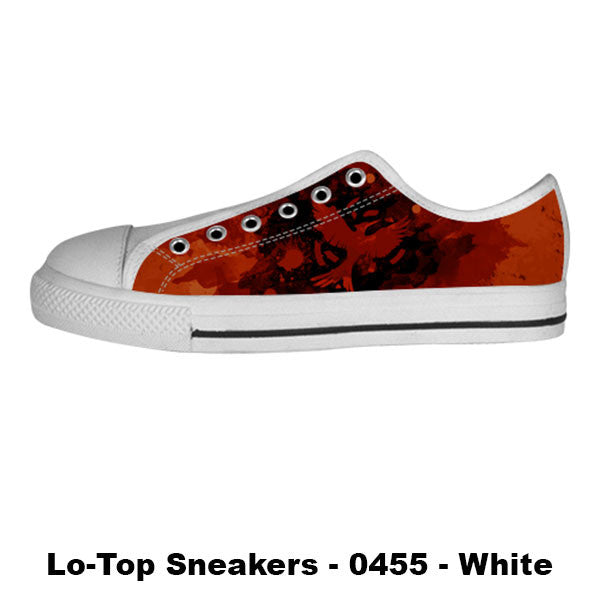 Made only for Real Fans - The Hunger Games Sneakers - TeeAmazing - 4