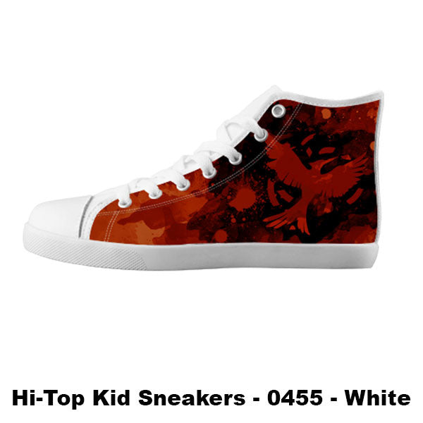 Made only for Real Fans - The Hunger Games Sneakers - TeeAmazing - 5
