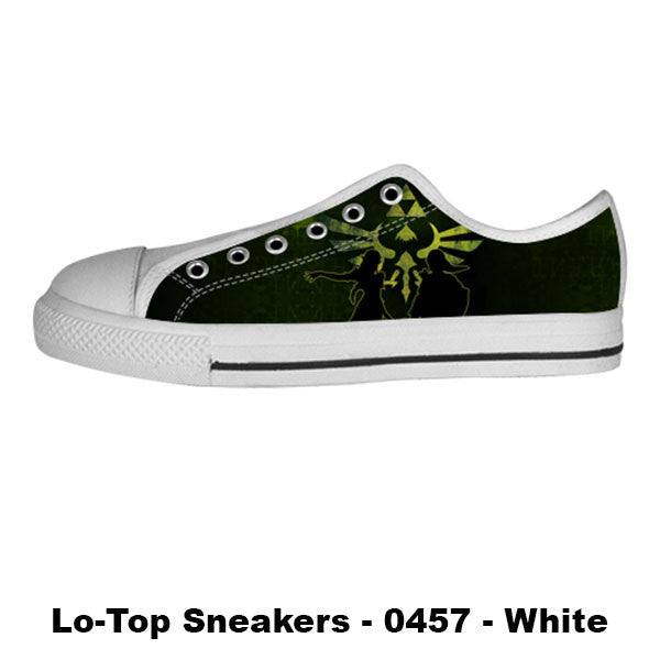 Made only for Real Fans - Triforce Sneakers - TeeAmazing