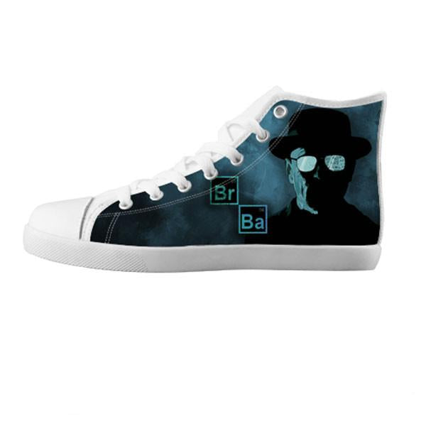 Made only for Real Fans - Breaking Bad Sneakers - TeeAmazing