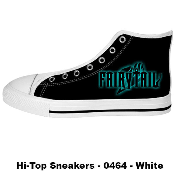 Made only for Real Fans - Fairy Tail Sneakers - TeeAmazing