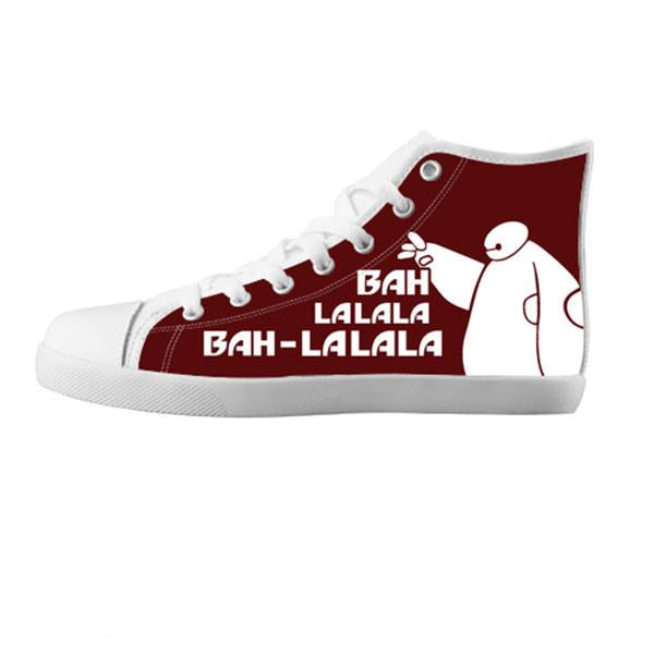 Made only for Real Fans - Baymax Sneakers - TeeAmazing