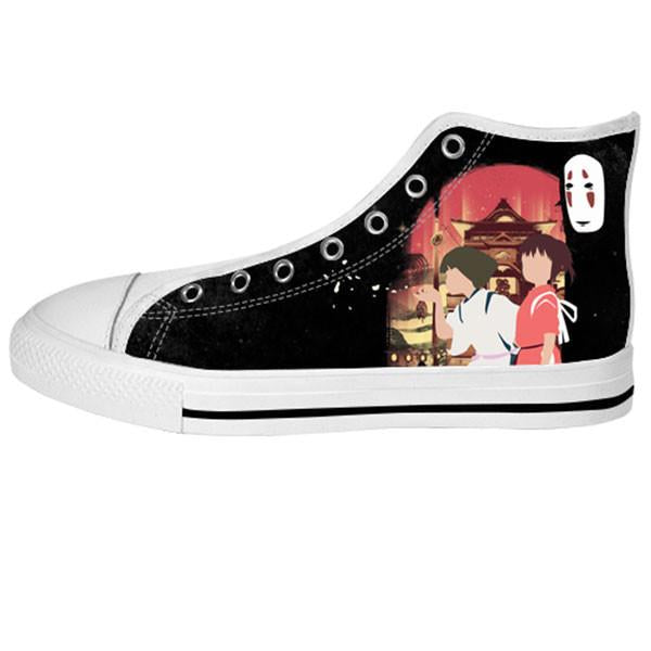 Made only for Real Fans - Spirited away Sneakers - TeeAmazing - 2
