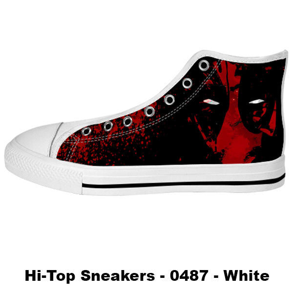 Made only for Real Fans - Deadpool Sneakers - TeeAmazing - 2