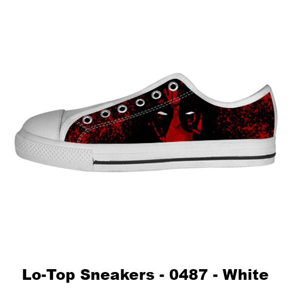 Made only for Real Fans - Deadpool Sneakers - TeeAmazing