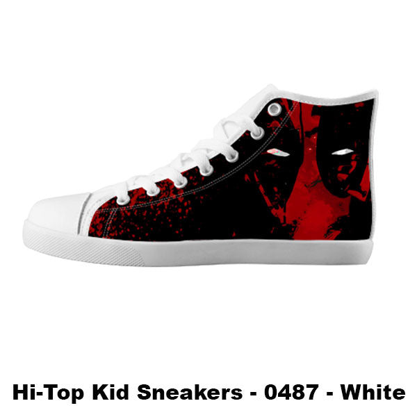 Made only for Real Fans - Deadpool Sneakers - TeeAmazing - 5