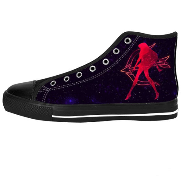 Made only for Real Fans - Sailor Mars Sneakers - TeeAmazing - 1