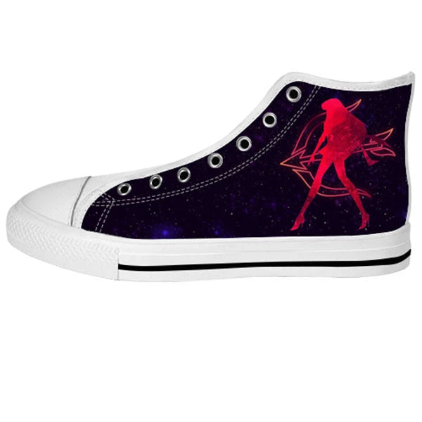 Made only for Real Fans - Sailor Mars Sneakers - TeeAmazing