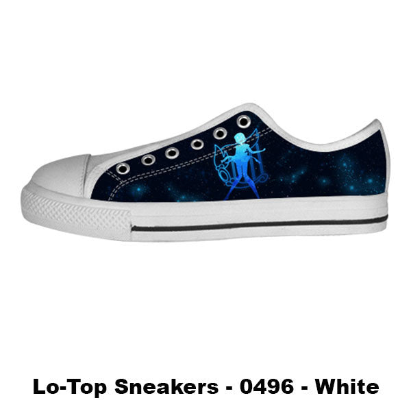 Made only for Real Fans - Sailor Mercury Sneakers - TeeAmazing