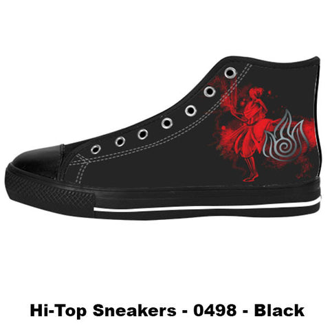 Made only for Real Fans - Zuko Sneakers - TeeAmazing