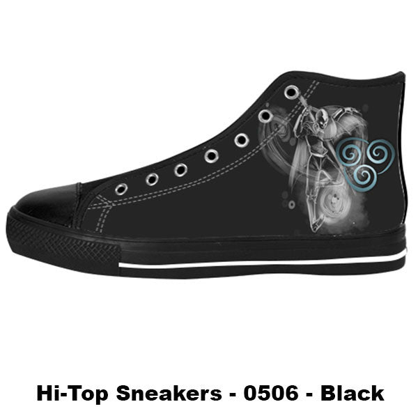 Made only for Real Fans - Aang Sneakers - TeeAmazing