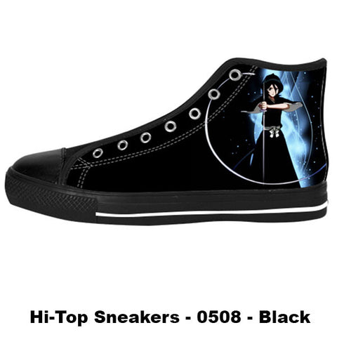 Made only for Real Fans - Rukia Sneakers - TeeAmazing