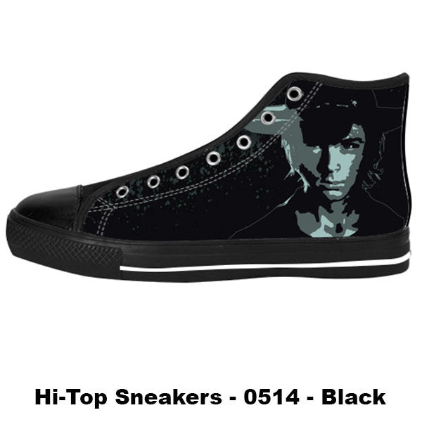 Made only for Real Fans - Chandler Riggs Sneakers - TeeAmazing
