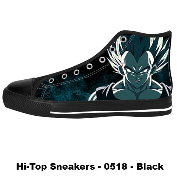Made only for Real Fans - Vegeta Sneakers - TeeAmazing - 1