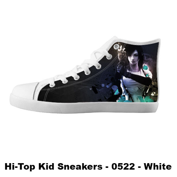 Awesome Custom Tifa Shoes Design - Final Fantasy Sneakers - TeeAmazing - 5