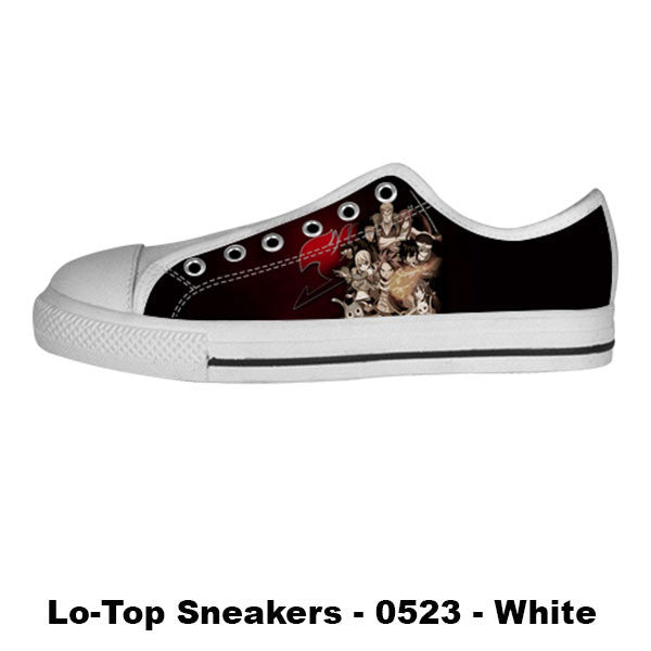 Awesome Custom Fairy Tail Shoes Design - Fairy Tail Sneakers - TeeAmazing - 4