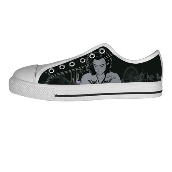 Awesome Custom Harry Shoes Design - 1D Sneakers - TeeAmazing - 4