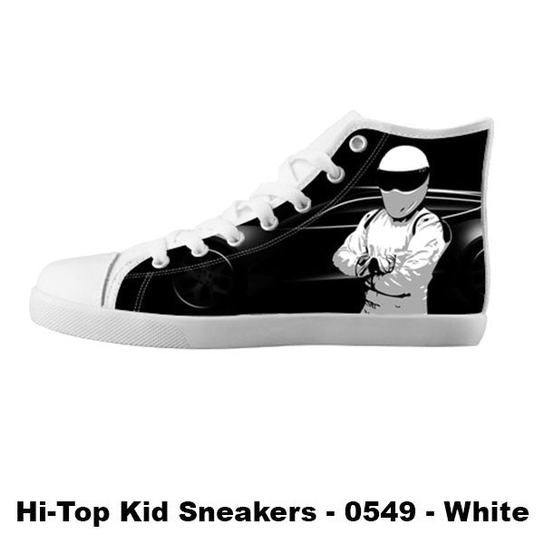 Awesome Custom The Stig Shoes Design - The Stig Sneakers - TeeAmazing - 5