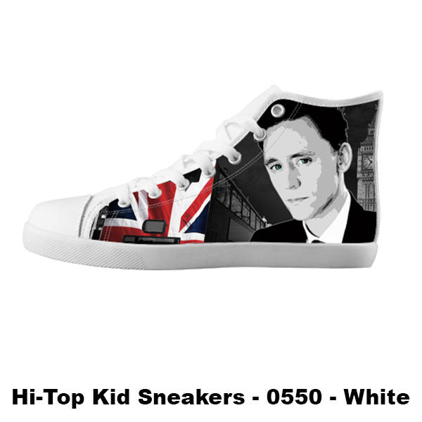 Awesome Custom Tom Hiddleston Shoes Design - Tom Hiddleston Sneakers - TeeAmazing - 5
