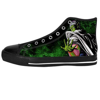 Awesome Custom Piccolo Shoes Design - Dragonball Sneakers - TeeAmazing - 1