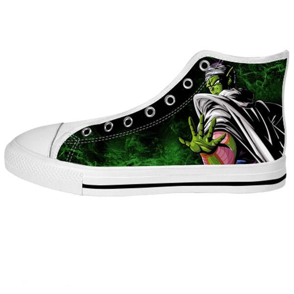 Awesome Custom Piccolo Shoes Design - Dragonball Sneakers - TeeAmazing - 2