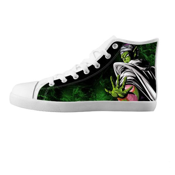 Awesome Custom Piccolo Shoes Design - Dragonball Sneakers - TeeAmazing - 5