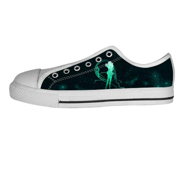 Awesome Custom Sailor Neptune Shoes Design - Sailor Moon Sneakers - TeeAmazing