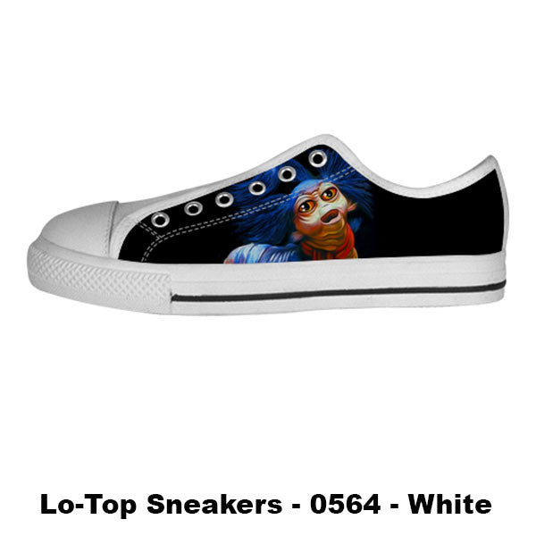 Awesome Custom Ello Worm Shoes Design - Labyrinth Sneakers - TeeAmazing - 4