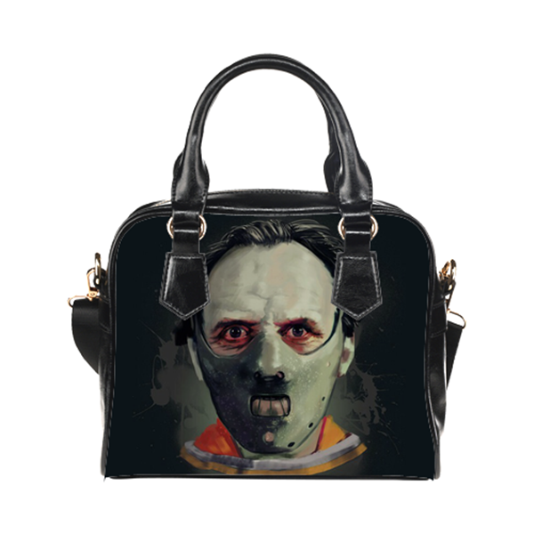 Hannibal Lecter Purse & Handbags - The Silence of the Lamb Bags - TeeAmazing
