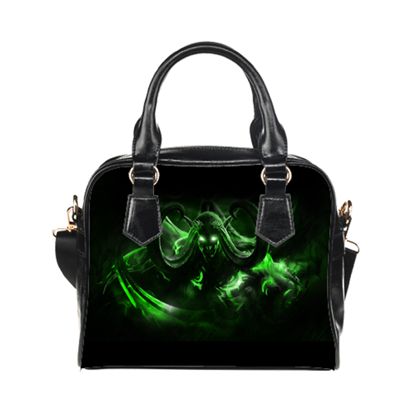 Illidan Purse & Handbags - World of Warcraft Bags - TeeAmazing