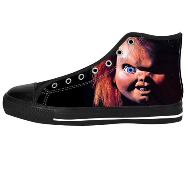 Chucky Shoes & Sneakers - Custom Chucky Canvas Shoes - TeeAmazing - 1