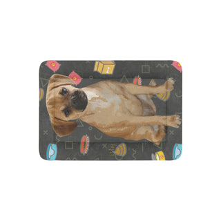 "Puggle Dog Pet Bed 30""x21"" - TeeAmazing"