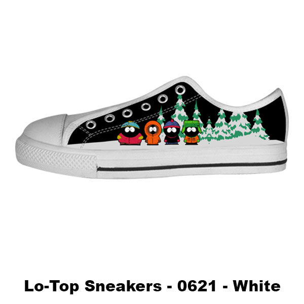 South Park Shoes & Sneakers - Custom South Park Canvas Shoes - TeeAmazing