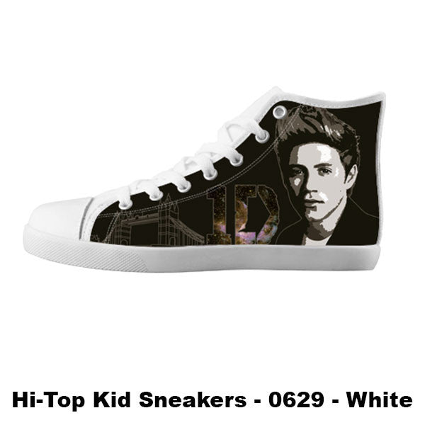 Naill Horan Shoes & Sneakers - Custom One Direction Canvas Shoes - TeeAmazing
