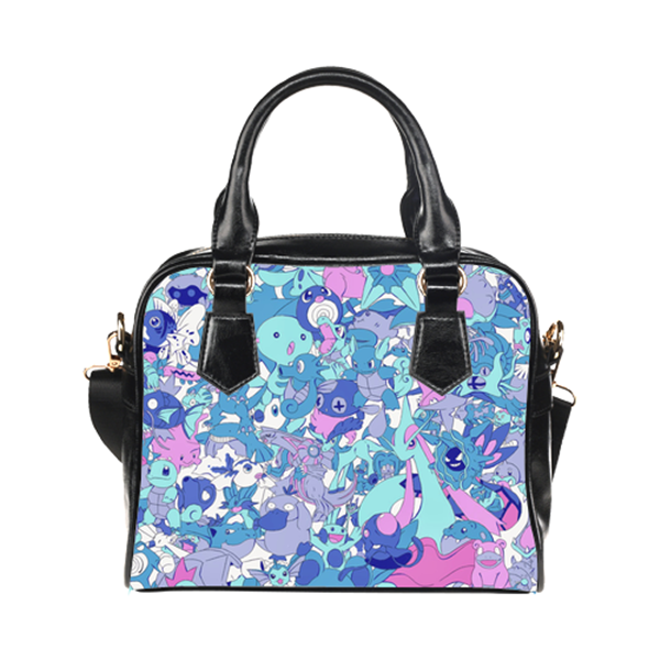 Water Type Purse & Handbags - Pokemon Bags - TeeAmazing