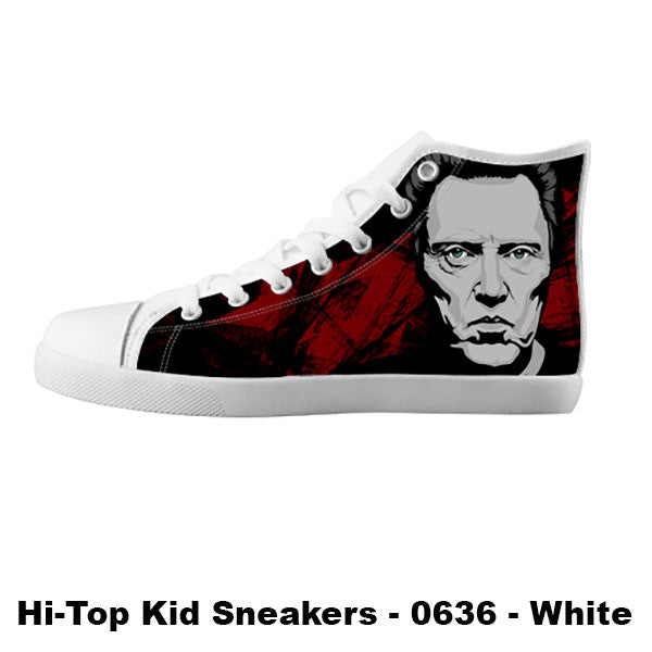 Christopher Walken Shoes & Sneakers - Custom Christopher Walken Canvas Shoes - TeeAmazing - 5