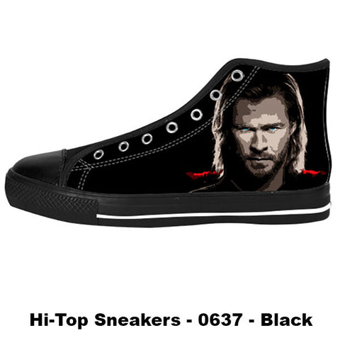 Thor Shoes & Sneakers - Custom Thor Canvas Shoes - TeeAmazing