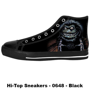 Critters Shoes & Sneakers - Custom Critters Canvas Shoes - TeeAmazing