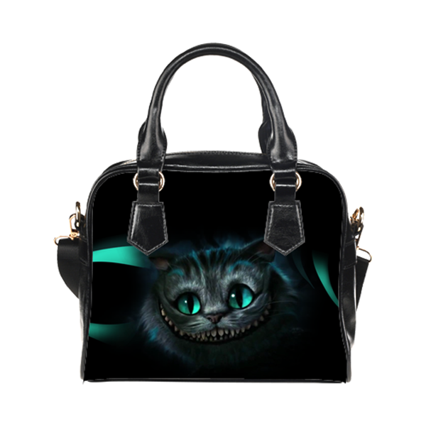 Cheshire Cat Purse & Handbags - Alice in Wonderland Bags - TeeAmazing