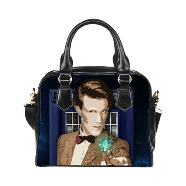 11th Doctor Purse & Handbags - Doctor Who Bags - TeeAmazing