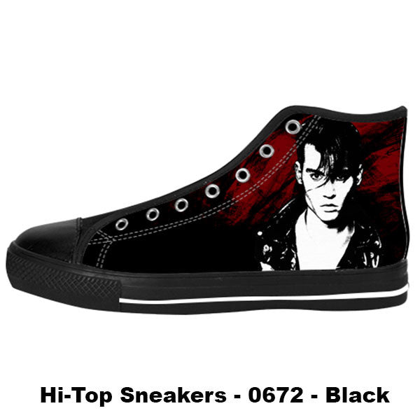 66cb59bab769 Cry-Baby Shoes   Sneakers - Custom Cry-Baby Canvas Shoes - TeeAmazing