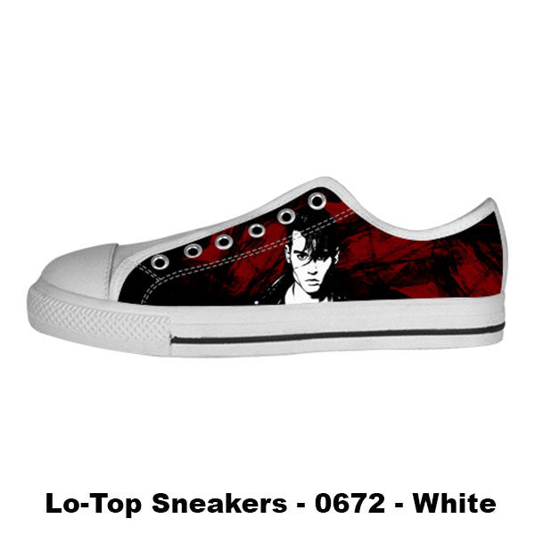 ... Cry-Baby Shoes & Sneakers - Custom Cry-Baby Canvas Shoes - TeeAmazing  ...