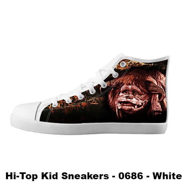 Ludo Shoes & Sneakers - Custom Labyrinth Canvas Shoes - TeeAmazing