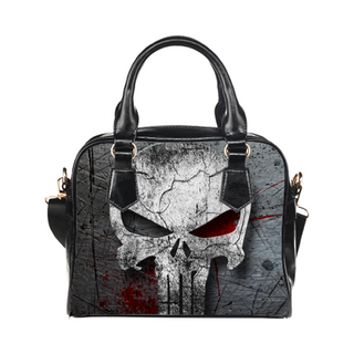 The Punisher Purse & Handbags - The Punisher Bags - TeeAmazing